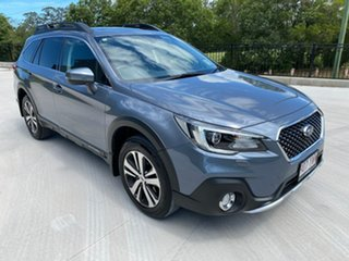 2018 Subaru Outback B6A MY18 Touring CVT AWD Grey 7 Speed Constant Variable Wagon.