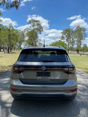 2020 Volkswagen T-Cross C1 MY21 85TSI DSG FWD Style Limestone Grey 7 Speed