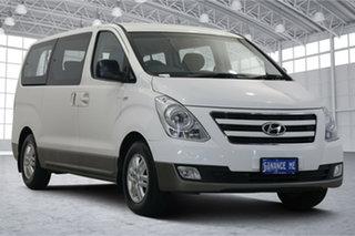 2015 Hyundai iMAX TQ3-W Series II MY16 White 4 Speed Automatic Wagon.
