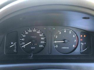 2001 Toyota Corolla AE112R Ascent Silver 4 Speed Automatic Sedan
