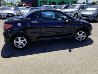 2003 Peugeot 206 CC 4 Speed Automatic Cabriolet