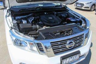 2016 Nissan Navara D23 RX White 7 Speed Sports Automatic Utility