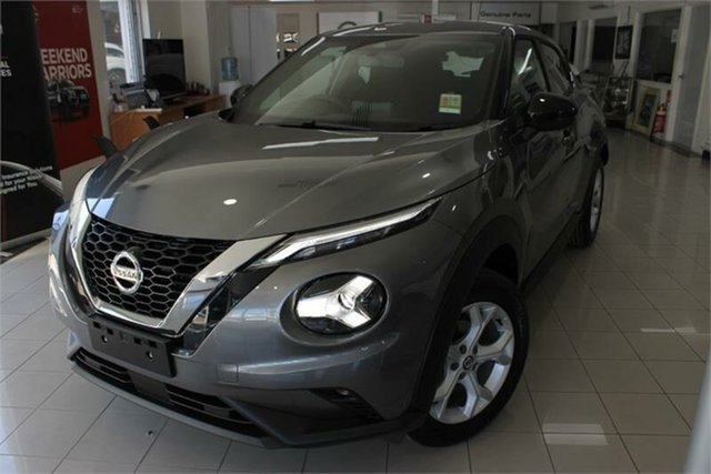 New Nissan Juke F16 ST+ , 2020 Nissan Juke F16 ST+ Gun Metallic 7 Speed Sports Automatic Dual Clutch Hatchback