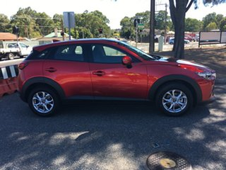 2020 Mazda CX-3 DK2W7A Maxx SKYACTIV-Drive FWD Sport Soul Red 6 Speed Sports Automatic Wagon.