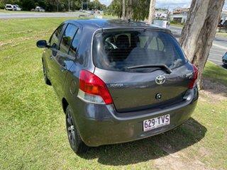 2010 Toyota Yaris NCP90R MY10 YR 4 Speed Automatic Hatchback