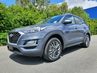 2020 Hyundai Tucson TL4 MY21 Active X AWD Pepper Gray 8 Speed Sports Automatic Wagon.