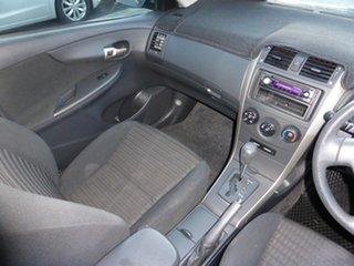 2007 Toyota Corolla ZRE152R Ascent Grey 4 Speed Automatic Sedan.