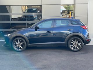 2016 Mazda CX-3 DK4W7A sTouring SKYACTIV-Drive i-ACTIV AWD Blue 6 Speed Sports Automatic Wagon.