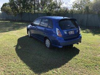 2006 Suzuki Liana GLX Blue Automatic Hatchback