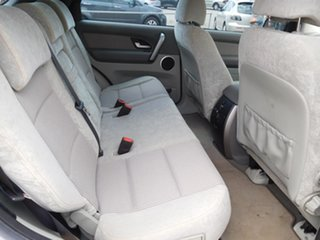 2004 Ford Territory SX TX AWD Silver 4 Speed Sports Automatic Wagon