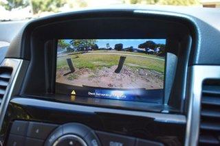 2014 Holden Cruze JH Series II MY14 SRi Z Series Green 6 Speed Manual Sedan