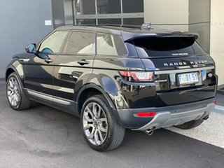 2016 Land Rover Range Rover Evoque L538 MY17 TD4 150 SE Black 9 Speed Sports Automatic Wagon
