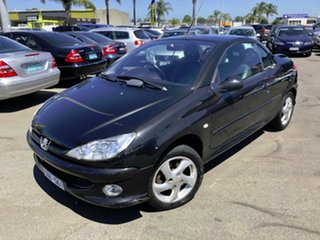 2003 Peugeot 206 CC 4 Speed Automatic Cabriolet.