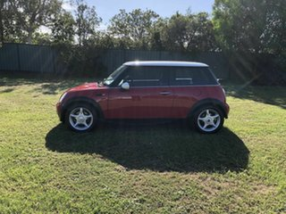 2003 Mini Hatch R50 MY03 Cooper Red 6 Speed Constant Variable Hatchback