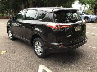 2017 Toyota RAV4 ZSA42R GX 2WD Brown 7 Speed Constant Variable Wagon