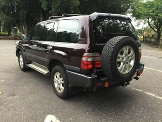 2003 Toyota Landcruiser UZJ100R GXL Maroon 5 Speed Manual Wagon