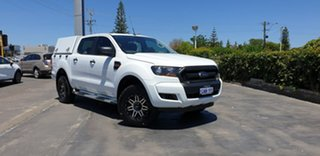 2018 Ford Ranger PX MkII 2018.00MY XL Hi-Rider Frozen White 6 Speed Sports Automatic Utility.