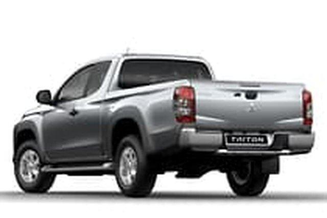 Demo Mitsubishi Triton Liverpool, GLX+ 2.4l T/Dsl Auto 4x4 D-Cab Ute