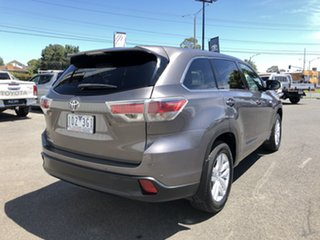 2015 Toyota Kluger GSU50R GX 2WD Grey 6 Speed Sports Automatic Wagon