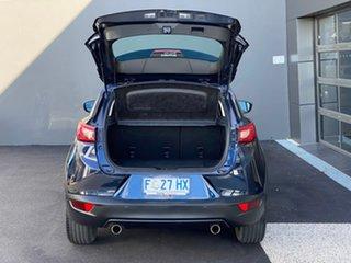 2016 Mazda CX-3 DK4W7A sTouring SKYACTIV-Drive i-ACTIV AWD Blue 6 Speed Sports Automatic Wagon
