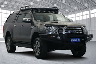 2018 Ford Ranger PX MkIII 2019.00MY XLT Grey 6 Speed Sports Automatic Utility.