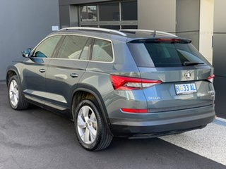 2017 Skoda Kodiaq NS MY18 132TSI DSG Grey 7 Speed Sports Automatic Dual Clutch Wagon