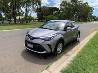 2020 Toyota C-HR NGX50R S-CVT AWD Shadow Platinum 7 Speed Constant Variable Wagon