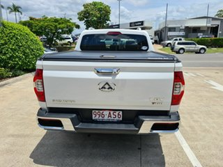 2018 LDV T60 SK8C Luxe White 6 Speed Manual Utility