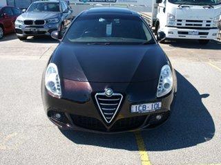 2013 Alfa Romeo Giulietta Series 0 MY13 Progression TCT JTD-M Black 6 Speed