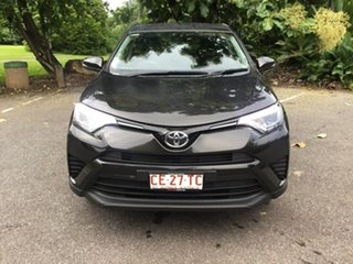 2017 Toyota RAV4 ZSA42R GX 2WD Brown 7 Speed Constant Variable Wagon.