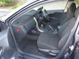 2007 Toyota Corolla ZRE152R Ascent Grey 4 Speed Automatic Sedan
