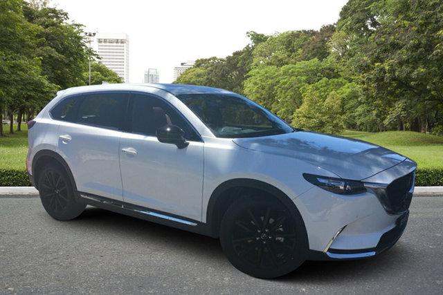 Demo Mazda CX-9 TC Paradise, 2020 Mazda CX-9 TC White Pearl 6 Speed Sports Automatic Wagon