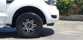 2018 Ford Ranger PX MkII 2018.00MY XL Hi-Rider Frozen White 6 Speed Sports Automatic Utility