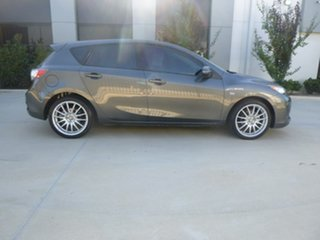 2012 Mazda 3 BL Series 2 Neo Grey Manual Hatchback.