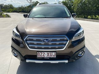 2017 Subaru Outback B6A MY17 2.5i CVT AWD Premium Brown 6 Speed Constant Variable Wagon