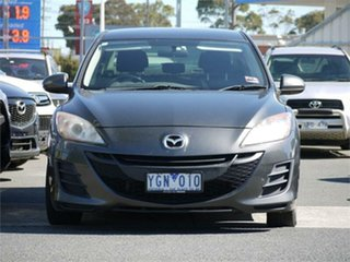 2011 Mazda 3 BL10F1 MY10 Maxx Activematic Grey 5 Speed Sports Automatic Hatchback.