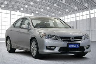 2013 Honda Accord 9th Gen MY13 VTi-S Silver 5 Speed Sports Automatic Sedan.