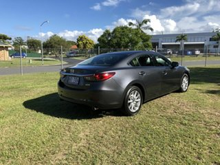 2013 Mazda 6 GJ1031 Touring SKYACTIV-Drive Grey 6 Speed Sports Automatic Sedan