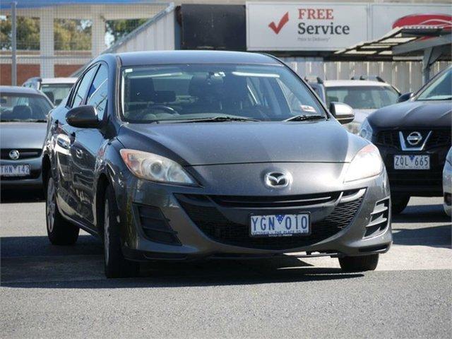 Used Mazda 3 BL10F1 MY10 Maxx Activematic Cheltenham, 2011 Mazda 3 BL10F1 MY10 Maxx Activematic Grey 5 Speed Sports Automatic Hatchback