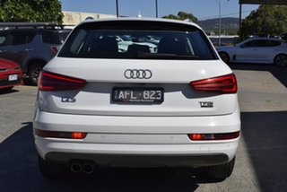 2015 Audi Q3 8U MY15 TFSI S Tronic Quattro Sport White 7 Speed Sports Automatic Dual Clutch Wagon