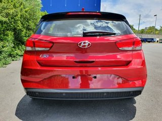 2020 Hyundai i30 PD.V4 MY21 Active Fiery Red 6 Speed Sports Automatic Hatchback