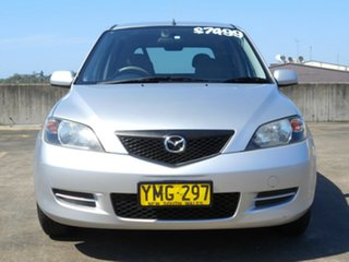 2003 Mazda 2 DY10Y1 Maxx Silver 4 Speed Automatic Hatchback