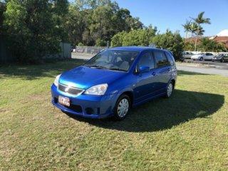 2006 Suzuki Liana GLX Blue Automatic Hatchback.