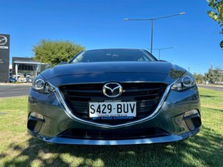 2014 Mazda 3 BM5478 Maxx SKYACTIV-Drive Blue Reflex 6 Speed Sports Automatic Hatchback.