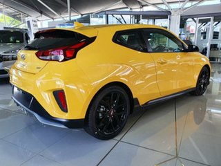 2019 Hyundai Veloster JS MY20 Turbo Coupe D-CT Thunder Bolt 7 Speed Sports Automatic Dual Clutch