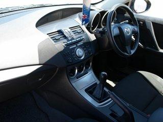 2010 Mazda 3 BL10F1 MY10 Neo Blue 6 Speed Manual Hatchback