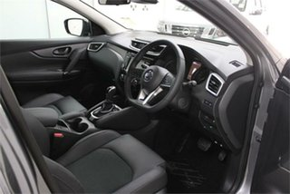 2020 Nissan Qashqai J11 Series 3 ST-L Gun Metallic 1 Speed Constant Variable Wagon.