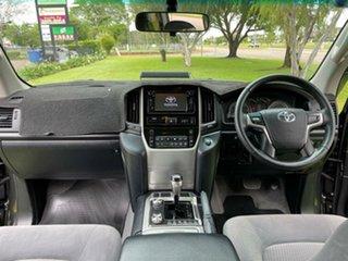 2018 Toyota Landcruiser VDJ200R GXL Charcoal 6 Speed Sports Automatic Wagon