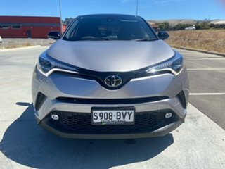 2018 Toyota C-HR NGX10R Koba S-CVT 2WD Silver 7 Speed Constant Variable Wagon.