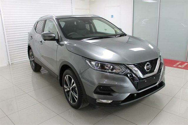 New Nissan Qashqai ST-L , 2020 Nissan Qashqai J11 Series 3 ST-L Gun Metallic 1 Speed Constant Variable Wagon
